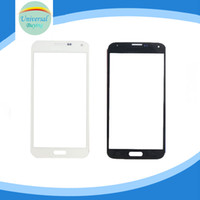 Wholesale 100pc Replacement Part High Quality Outer Front Touch Screen Glass Lens For Samsung Galaxy s5 S5 s Ex works Factory Free DHL