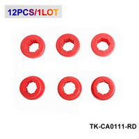 Wholesale tansky Lower Control Arm Rear Camber Kit Replacement Bushings Red Black Default Color is Red TK CA0111 RD