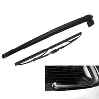 audi wiper arm - 17 in Car Wiper Blade Window Windscreen Rear Wiper Arm Complete Set for Audi A3 P order lt no track