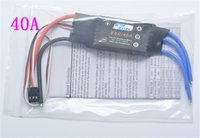 Wholesale 40A electronic speed control Titan rc brushless Motor esc for brushless