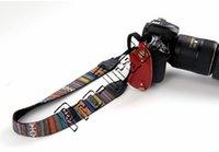 Wholesale Vintage Style Canvas Camera Shoulder Neck Strap Belt for Nikon Canon Sony DSLR Camera