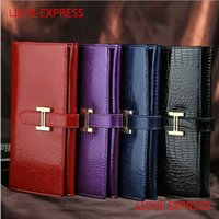 Wholesale Women wallet New Designer Fashion Trend wallet leather top grade color high quality free shopping by epacket