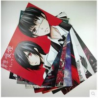 animation research - Tokyo Ghoul Kim Dong fragrant wood research Kirishima animation around a large poster mural wallpaper stickers
