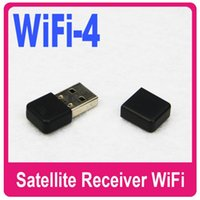 Wholesale 1PC Mini M USB WiFi Wireless Wifi dongle Network Card LAN Adapter for S X6 Openbox X6