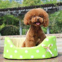Wholesale Washable kennel cat litter fall and winter dog kennel pet litter