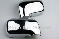 Wholesale Brand New Car Door Side Mirror Cover Auto Rear view Mirror Cover For Nissan Qashqai with ABS Chrome order lt no track