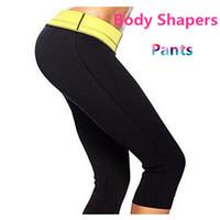 american panties - Good quality European and American Hot Selling shapers neoprene slimming shaping self heating Girls slimming pants body shaper