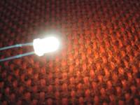 Wholesale Surface Mount Bright White Led - Wholesale-200pcs 3mm Warm White Diffused Bright Round LED Leds Light Free Shipping