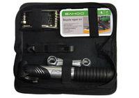 Wholesale Big promotion Bike Repair Tools Bike Repair Tools Bag Pump Ferramenta Bike MTB Bike Multi Protable Repair Kit Sets jy149