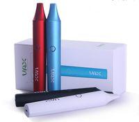 dry herb vapor PEX - 2015 New Arrival Vax kits Dry Herb Vaporizer mah Ego kit Vapor Pen Wax PEX Vaporizer E Cigarette Pen Ago G5 VAX PEX