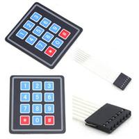 Wholesale Perfect Property x3 Matrix Array Key Membrane Switch Keypad Keyboard FG1510