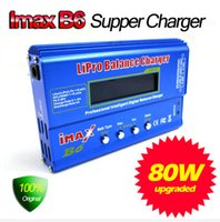 Wholesale Turnigy accucell imax b6 RC balance charger imax b6 ac W W
