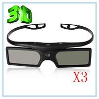 Black hg - New Bluetooth D Shutter Active Glasses For Samsung Panasonic for Sony DTVs Universal TV D Glasses HG