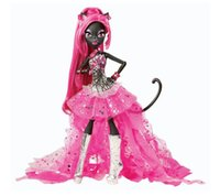 baby schedule - Original Monster HighDoll Monster High Catty Noir Doll Scheduled section Best Gift for little girl