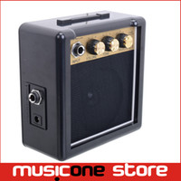 Wholesale New Mini W Electric Gutiar AMP Portable amplifier with Belt Clip MU0480
