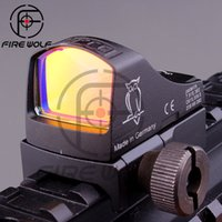 Rifle Scopes airsoft scope - 2016 new Docter Red Dot Reflex Sight Scope For AIRSOFT Docter Tactical Red Dot Sight