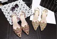 Cheap Rhinestones Shoes Women High Heels Best 2015 Wedding Events