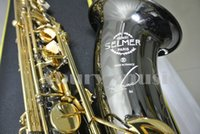 Wholesale Professional for Selmer sax bB tenor large bell saxo superior SAXOPHONE R54 vintage musical instruments G2