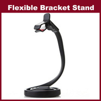 Cheap New Universal Touch phone Stand holder Durable Flexible Long Arms Mobile Phone Holder Bracket Stand