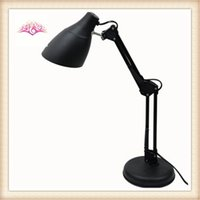 Wholesale LED charging small folding desk lamp eye light led folding small table Reading Light of head office light