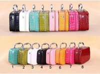 Wholesale Lady PU leather Makeup Handbags Cosmetic Bags Travel Bag Pockets Organizer Storage Clutch Bags Cases