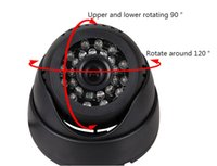 Cheap Sony CCD dome camera Best ir dome camera
