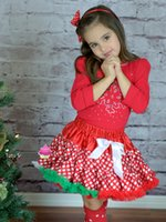 Wholesale new arrival girl s fashion pettiskirt lovely dots extra large size polka dot pieces factory outlets kids tutu clothes