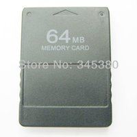 Wholesale High quality M Game card for PS2 MB memory card Full Capacity High Speed