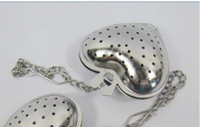 Wholesale Stainless Steel Tea Infuser Tea Ball Mesh for Spice Potpourri Metal Strainer