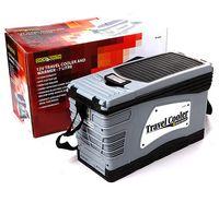 Cheap GPS 12V car armrest refrigerator shock 7L heating appliances small refrigerator car refrigerator car