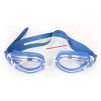 Wholesale SUPER K New Professional Adult Waterproof Protection Swimming Goggles Set TPR Multi Color Anti fog Glasses SSM7912 Adjustable Size