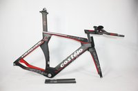 Wholesale 2015 New carbon tt frame P5 costelo carbon road frame size51 cm bicycle frame time trial frame road bike bicycle parts