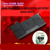 Wholesale Special new original for Apple MacBook Air A1406 A1370 A1465 MC965 laptop battery