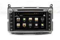auto radio stereo - Android Car DVD Player GPS Navigation for Toyota Venza with Radio Bluetooth TV USB SD Auto Audio Stereo G WIFI