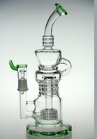 accent types - TORO quot inch glass bubbler glass bong with smokey accent Glass Vapor Rigs Oil rig Glass Recycler water pipes with mm joint