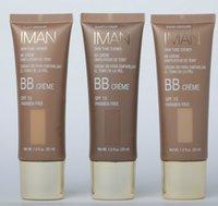 best face foundation brand - Best selling iman Brand Makeup Face Power FOUNDATION SPF FOND DE TEINT ML Liquid Foundation BB CREME
