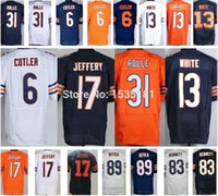 antrel rolle - Factory Outlet Cheap Stitched Kevin White Jay Cutler Alshon Jeffery Antrel Rolle Martellus Bennett Mike Ditka Football Je