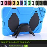 Wholesale tablet pc case for ipad ipad air ipad air2 ipad mini mini silicone case pc case