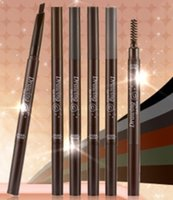 auto eye brow pencil - Natural Colouration Soft Drawing Eye brow Pencil g Auto Eyebrow Pencil with Brush