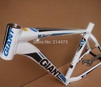 mtb bike frame - 2014GIANT XTC FR Aluminum alloy Mountain bike bicycle frame mtb bike frame white with blue color inch Freeshipping