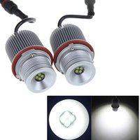 Wholesale Hot Sale W Bridgelux LED Angel Eyes Led Marker Lights Lamp Bulb Car Light Source for BMW E39 E53 E64 BMW S