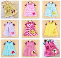 bebe shirt dress - 2015 Summer Sleeveless Baby Clothing Girl s Dress Bebe vestidos Newborn vestido de festa longo Cotton Infant T Shirts