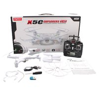 Wholesale For syma professional drones rc helicopter x5c quadcopter drone with MP camera GHz CH Radio Control UFO