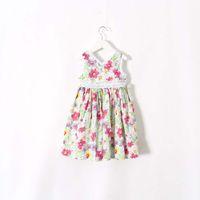 beautiful sundresses - The new summer Broken beautiful dresses of the girls Sundress foreign trade children s clothing