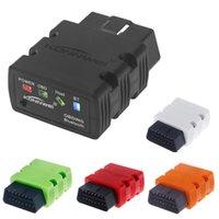 Wholesale 1Pc KW902 ELM327 Bluetooth Car OBD2 OBDII Auto Fault Diagnostic Interface G0731 W0