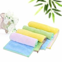 Wholesale Limpeza Microfiber Cloth Superfine Strong Plush Fabric Lint free Absorbent Cloth Thicker Oil Nonstick Dish Towel