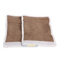 Wholesale LS4G Baby Teeth Pads Pure Cotton Coffee Baby Infant Health Care Coffee
