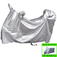 Wholesale Universal All Size Motorcycle Cover Waterproof Dustproof Outdoor UV Protector Covering Bike Covers for Motorcycle Motor Scooter