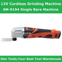 Wholesale V Cordless Grinding Machine SM Single Bare Machine without battery and charger Universal Wood Router CE GS