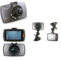 Wholesale 2 quot G30 FHD P Degree Wide Angle x Car DVR Dash Camera Camcorder Video Recorder G sensor